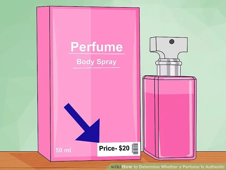 تشخیص تقلبی بودن عطر از روی قیمت